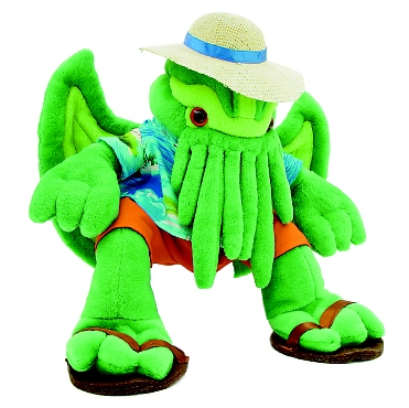 Summer Fun Cthulhu!