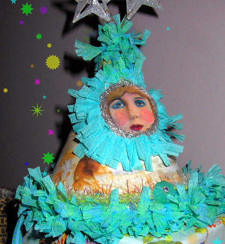 Carnival Soiree Hat!