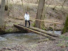 Brücke über den Ernstbach