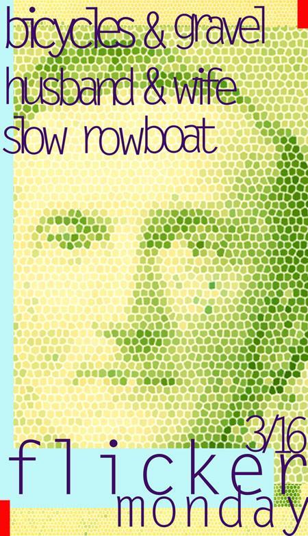 The Slow Rowboat