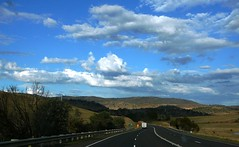 Driving the Midlands Highway