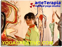 Arte Terapia y Yoga en Madrid