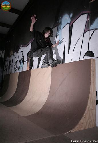 Dustin Hinson - Super Vert to Soul