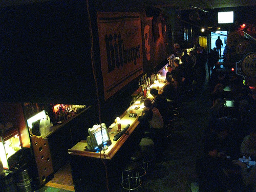 Nighthawks at Lucky 13