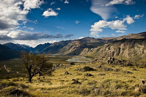 Parque Nacional Los Glacieres