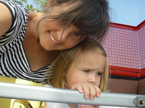 us on a ferris wheel