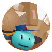 Repartiment de paquets