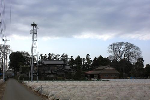 今福原の火の見櫓