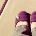 295/365 purple shoes by shannonpix