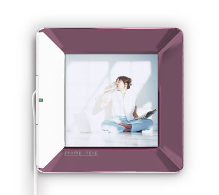 Digital Photo Frame with telephone 4