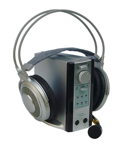 TEAC HP-11 Ακουστικά 5.1 (Surround Headphone)
