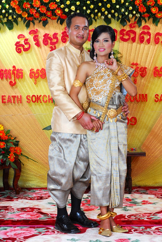 Differences Between Thai Khmer And Lao Costumes