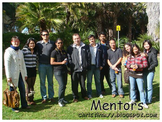 USQ: BBQ Party for Mentors