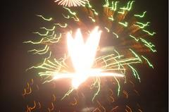 enigmatic bird of light (spysgrandson--thanks for 2,000,000 views!) Tags: fireworks sony idaho twinfalls sensational july4th sonycybershot pyrotechnics fireworkssetting 070409 lightbird thesuperbmasterpiece spysgrandson