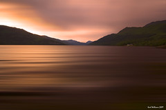 The Dying Light (2) (Shuggie!!) Tags: water landscape scotland loch lomond trossachs rowardennan newgoldenseal