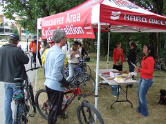 Bikes On The Drive VACC Station Bikes on the