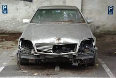 Mercedes Benz 600 SEC (C140) (jens.lilienthal) Tags: auto classic cars car vintage mercedes benz c hamburg s voiture historic 600 oldtimer autos sec mb coup voitures v12 140 youngtimer s600 c140 kantsteinlegenden