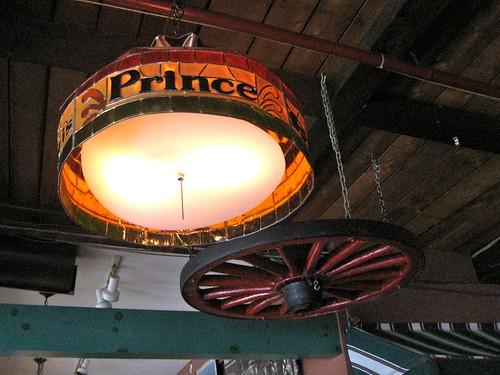 Prince Spaghetti Lamp