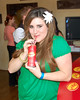 """Actress Kayce Stroh from """"High School Musical"""" sips a Rev3 (usanainc) Tags: school movie high energy drink musical health mtv celebrities awards sciences stroh kayce usana rev3"""