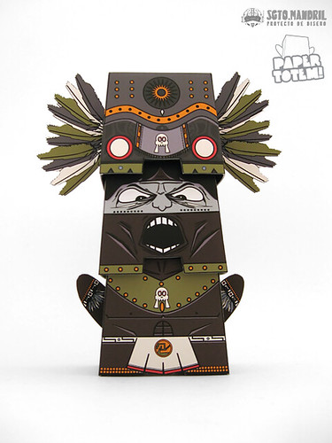 Free Download Papercraft