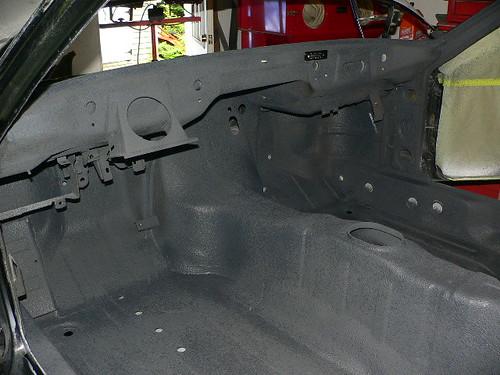 Bed Lining The Floor Pans Rennlist Porsche Discussion