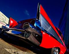 57 Chevy Fins..!!