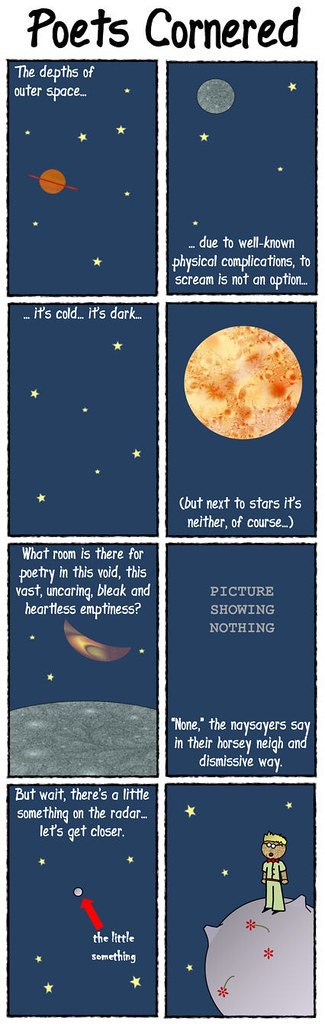 #68 - 2001 - A Space Poetry