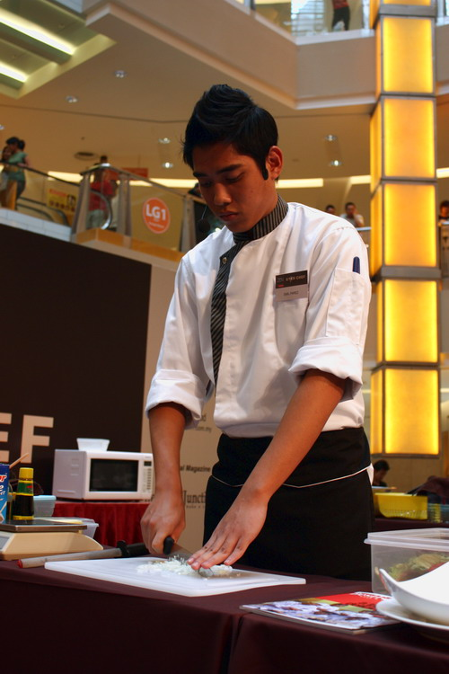 zen star chef secret recipe emil farez