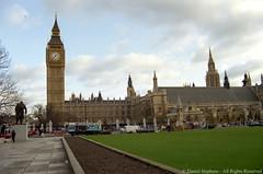 Houses of Parliament at Parliament Square (Dan from San Jose) Tags: london unitedkingdom cityscenes