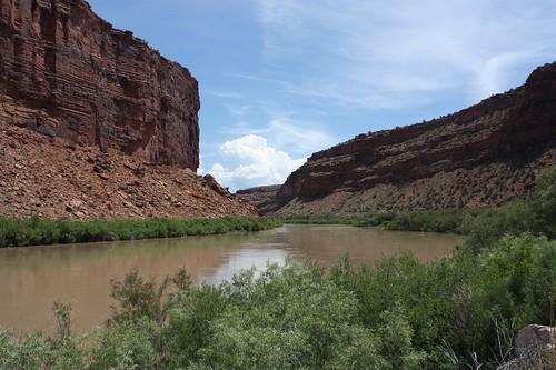 Colorado River bend