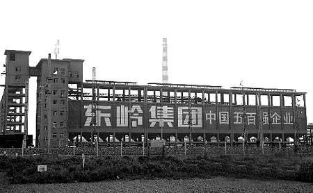 号称中国五百强的东陵集团