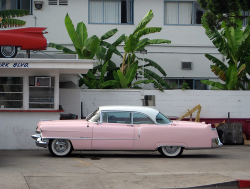 I you for your pink Cadillac. - a photo on Flickriver