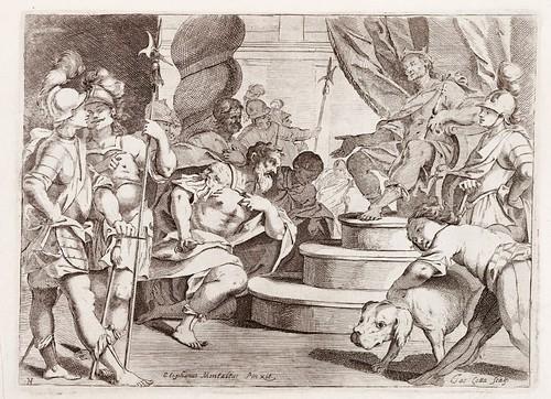 010 La pompa della solenne entrata fatta dalla serenissima Maria Anna austriaca  figlia dellinuittissimo imperante Ferdinando terzo et sposa del potentissimo Filippo ...1651