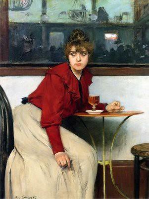 Casas, Ramon (1866-1932) - 1892 Madeleine