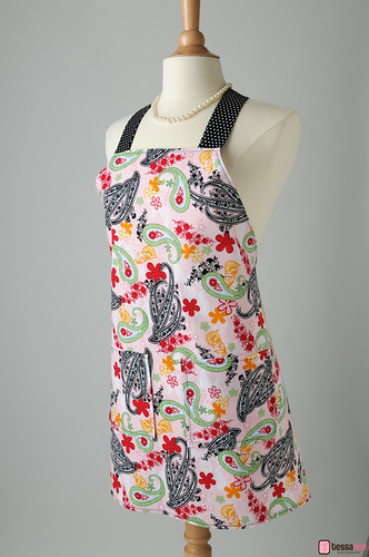 Forshee Designs Apron