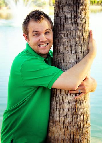 nate tree hugger