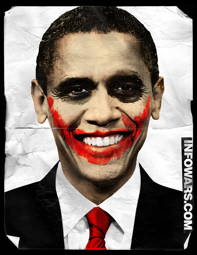 Obama-Joker by InfoWars ARTillery.