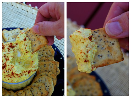 Deviled Egg Spread coll