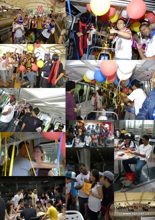 Merdeka Train Project 2009-2