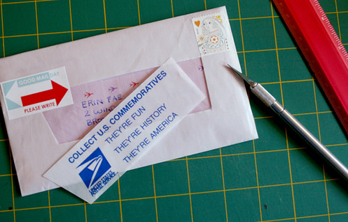 Fragile Envelope Trick