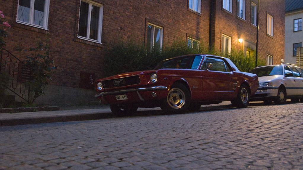 Stockholm: Vintage Cars