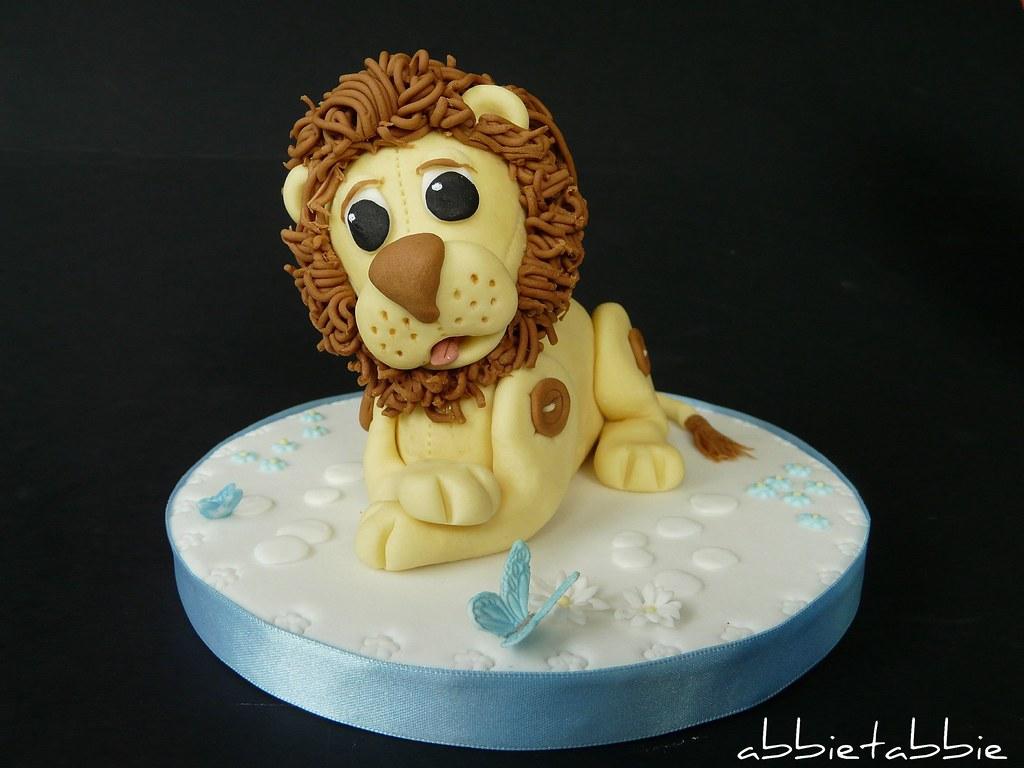 A lion for Leon ....