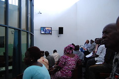 Charles Taylor trial (begin again) Tags: sierraleone freetown specialcourt charlestaylortrial