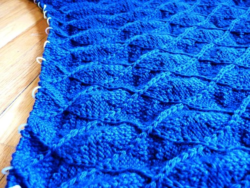 Argyle Blue