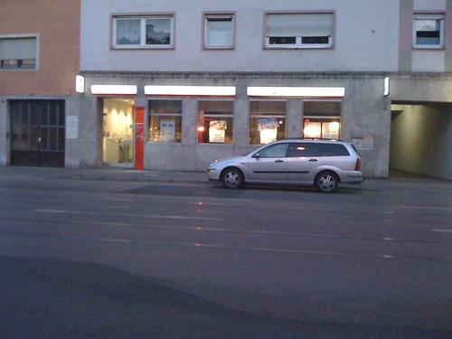 Hypovereinsbank Augsburg - Neuburger Straße
