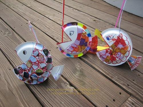 homemade lantern craft