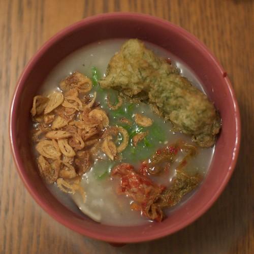 Porridge for Dinner