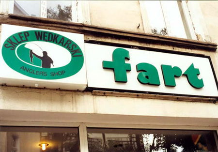Fart: Funny shop names
