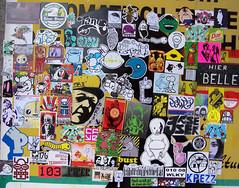 stickercombo (wojofoto) Tags: doel belgie belgium stickers stickercombo streetart stickerart bustart tange bushit earworm zekker lempke lukedaduke wojo faces cisa tlp thelondonpolice buyit beeztrosko mr176 liger ghos freaq skate wlky erse bimimonster lostresamigos bytedust popcorn deq obey zai 103 piper yip mrp skatinchinchilla rombilos crackforyoureyes xstreets rise incognito 455vsbridecampaign stickerwars wojofoto wolfgangjosten