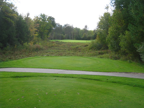 Cutters Ridge Golf - Manistee, Michigan